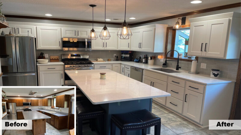 Small Remodeling Upgrades to Make a Big Splash in Your Kitchen