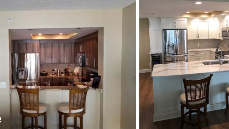 Spotlight Kitchens of August – New Cabinetry